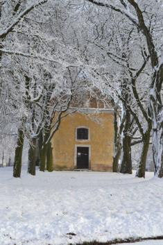 Kaple sv.Martina Žďár
