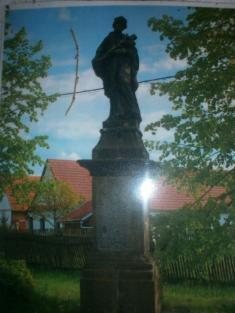 Sv.Jan Nepomucký veŽďáru