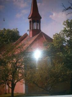 Kaple sv.Martina veŽďáru