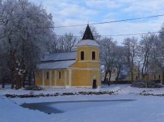 Otěvěky - zima autor p.Hnízdil