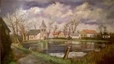 Obraz Otěvěky autor p.Hnízdil